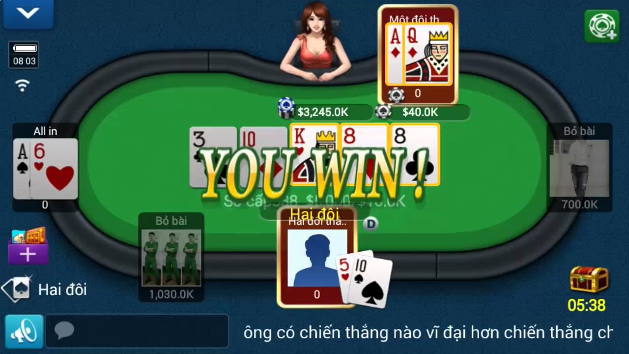 Tải game Boyaa Texas Poker – Chơi game poker Hay Nhất