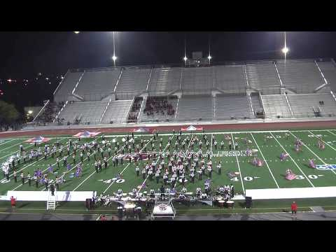 World Market Tri-City Classic Marching Band Finals - 10/07/17