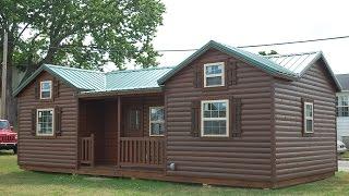 14'x32' Cumberland Deluxe Cabin
