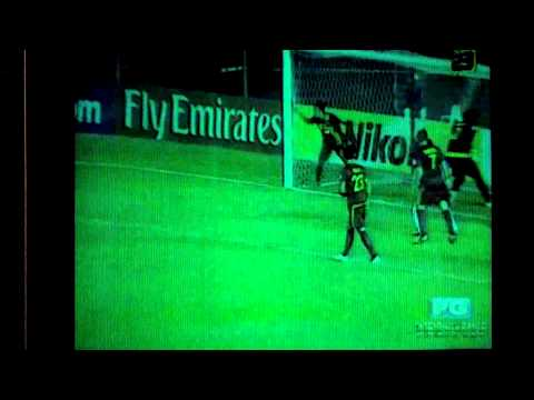 SICK Outside-of-the-boot corner kick goal by Mahmood Khan of KRL of Pakistan