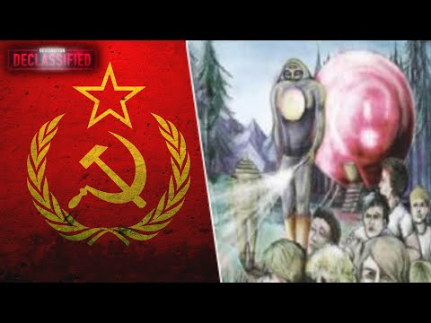 The 1989 Soviet Union UFO Incident You've Probably Never Heard of...