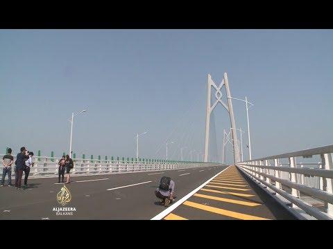 Al Jazeera Svijet: Završena gradnja najdužeg prekomorskog mosta