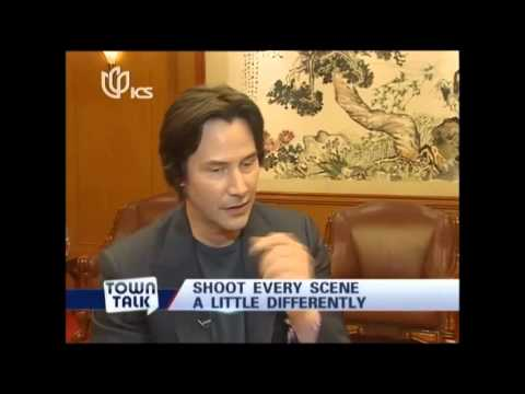 2013 Keanu Reeves's Tai Chi philosophy (Chinese TV)