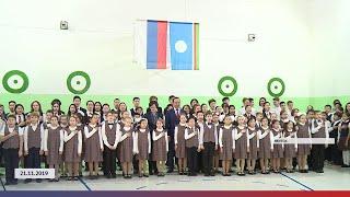 В школах Якутии продолжают исполнять гимн России