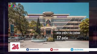 Các trường đại học bắt đầu công bố điểm sàn xét tuyển - Tin Tức VTV24