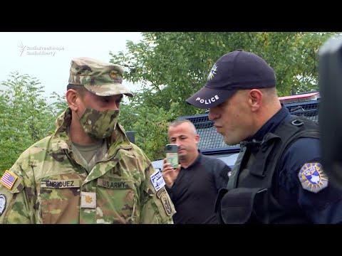 Kosovar Serb Protesters Leave, NATO Troops Arrive At Serbian Border