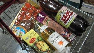День из Жизни: Покупка русских продуктов! ура!