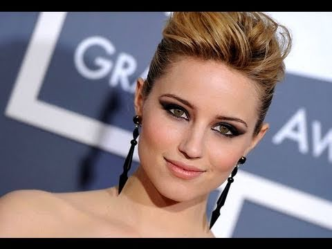 Diana Agron's Makeup at the Grammys: How to look ROCKER CHIC!
