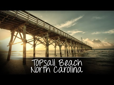 Topsail Beach, North Carolina - A Short Film by Joey Buzzeo (One Million Views Celebration!)