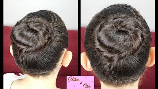 Yin Yang Bun! | Braided Hairstyles | Hairstyles for School | Buns | Updos