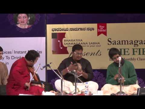 2015 - Concert by Abhishek Raghuram - Part One
