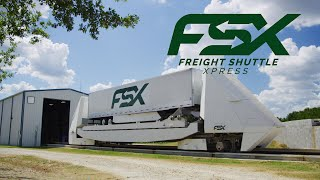 Freight Shuttle Xpress - Demo Video