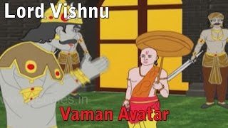 Lord Vishnu Vaman Avatar | Lord Vishnu Stories in Hindi | Vishnu Avatars Stories