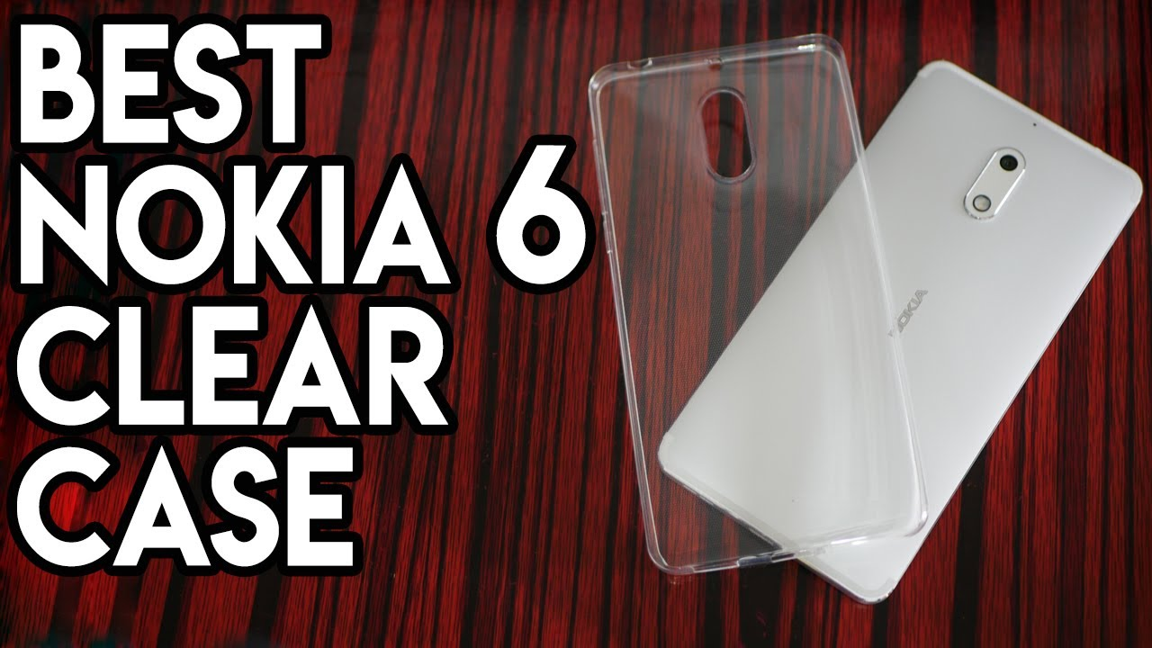 new concept ef630 cc884 🔥Nokia 6 Clear Case Review | 💎Best Thinnest NOKIA 6 Case in the World! 💥