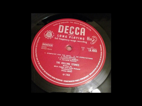 The Rolling  Stones - Beggars  Banquet - 1968 UK (HQ)