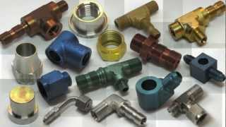 B&E Manufacturing - Manufacturer of Aerospace Components