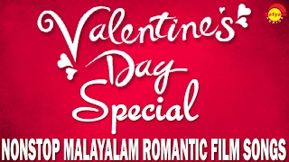Non Stop Malayalam Romantic Songs | Valentine's Day Special