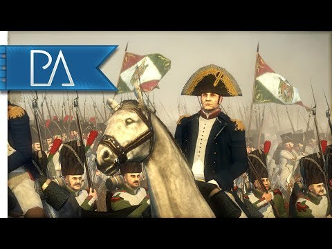 Epic Last Stand in the Ruins: Battle for Italy - Napoleonic: Total War 3 Mod Gameplay