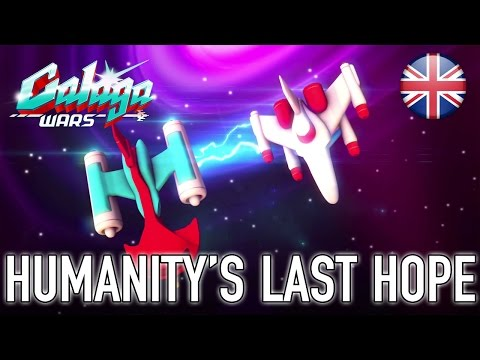 Galaga Wars - Android/IOS - Humanity's Last Hope