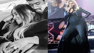 Ciara gets called a H0E after announcing her pregnancy with her husband Russell Wilson