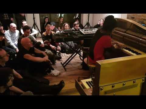 Midori Hirano @ Erased Tapes/London (Media Loca, http://media-loca.com)