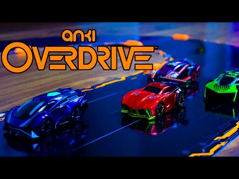 Anki Overdrive REVIEW! - The Future of Gaming?