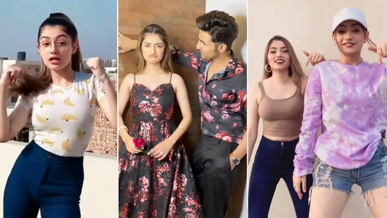Amulya Rattan Latest Instagram Reels | Amulya Rattan New Reels, TikTok Dance Videos