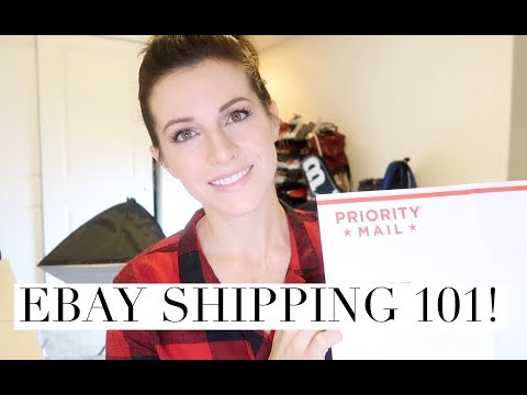 Ebay Shipping for Beginners! 2019 Guide to Shipping on Ebay - Complete Walkthrough