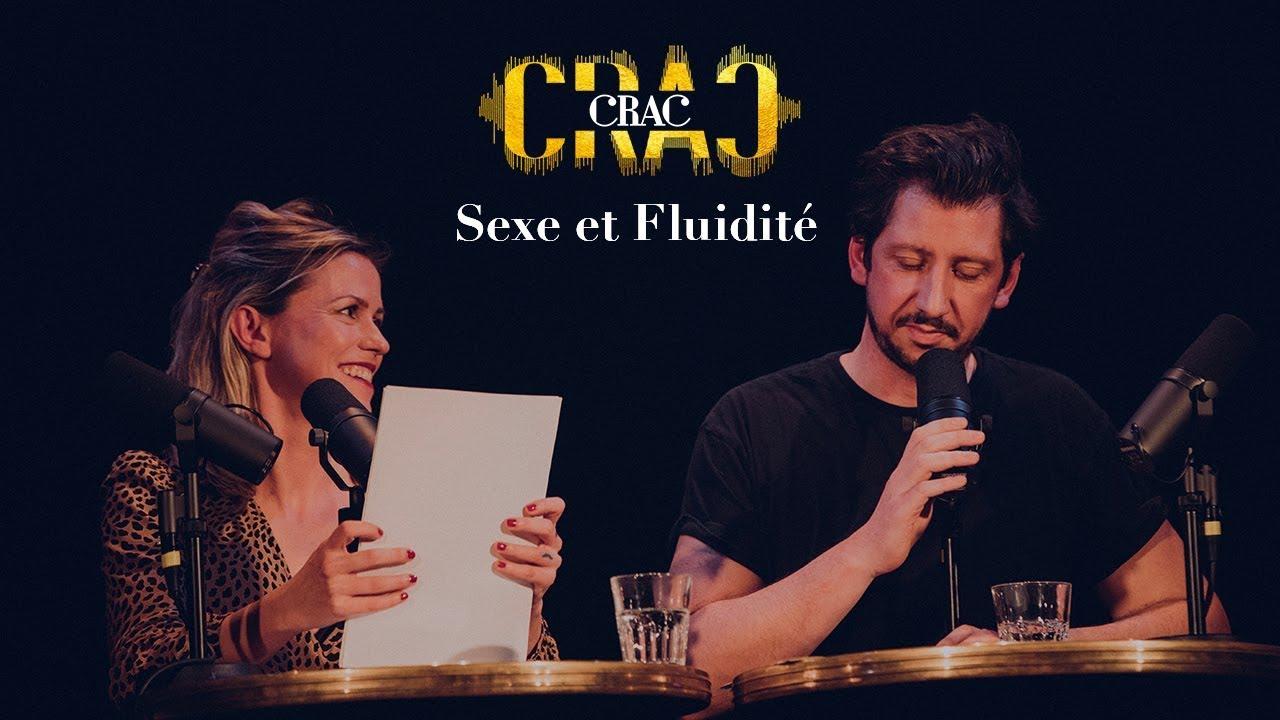 PODCAST CRAC CRAC #9 : SEXE & FLUIDITÉS avec Louis(e) de Ville et Naëlle Dariya