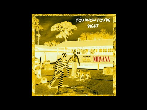 Nirvana - You Know You're Right (1995) [Bliss Single]