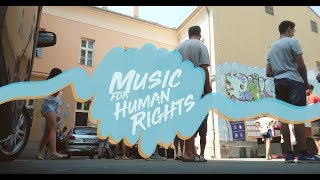 Music For Human Rights - Pančevo 2018 (Groups)