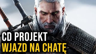 CD PROJEKT RED inside WIEDZMIN / WITCHER 's HOUSE