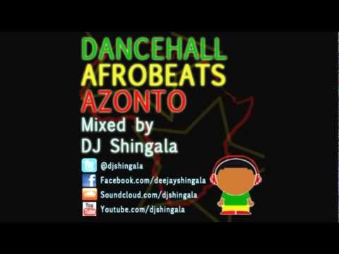 Dancehall Afrobeats Mix - Vybz Kartel, Mavado, WizKid, Popcaan, Davido, Fuse ODG - DJ Shingala
