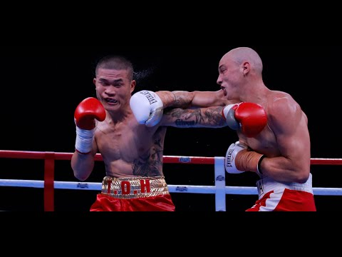 OFFICIAL FIGHT: Mateo Tapia vs Trương Đình Hoàng @ Victory 8 Saigon Fight Night