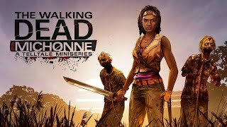 Xbox One Longplay [022] The Walking Dead: Michonne - Episode One In Too Deep