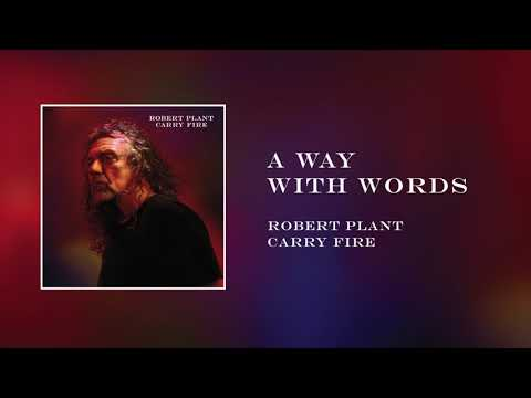 Robert Plant - A Way With Words | Official Audio