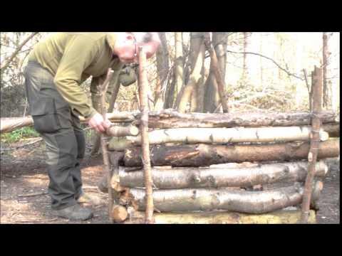 Fire pit build