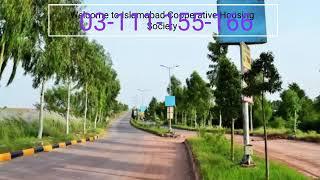 Islamabad co-operative housing society. 03-111-155-166