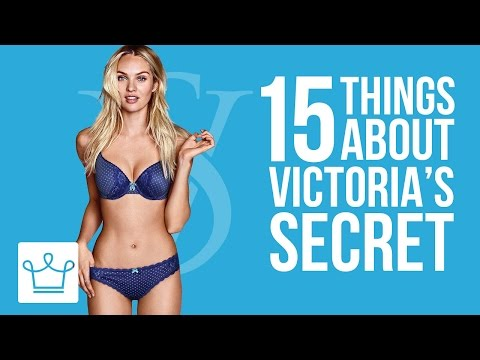 15 Things You Didn't Know About VICTORIA'S SECRET