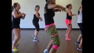 Hit the Floor- Zumba with Amber Clark