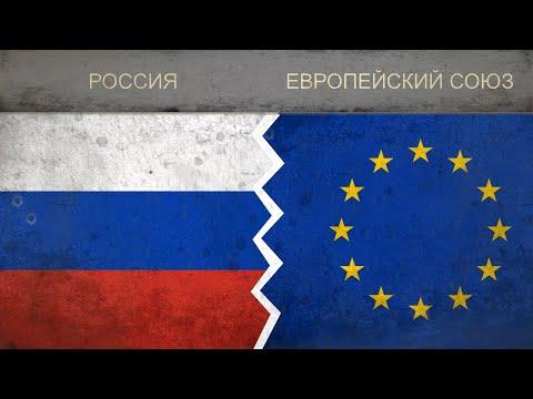 Россия Vs Европейский союз - Рейтинг военной мощи - сравнение 2018