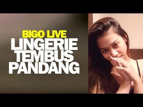 Bigo Live Lingerie Tembus Pandang