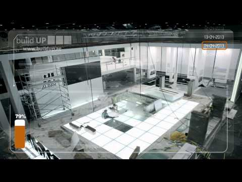 Build UP LLC / ALDAR Properties at CityScape Abu Dhabi 2013