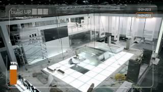 Build UP LLC / ALDAR Properties at CityScape Abu Dhabi 2013