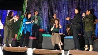 ANGEL Locsin, Binigyan ng STANDING OVATION ng Kanyang Bigating CO-STARS!