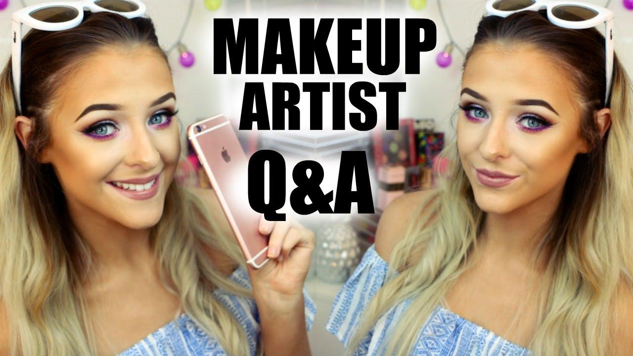 how to become good makeup artist