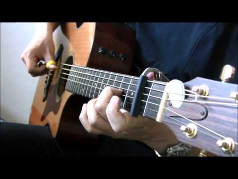 Every Breath You Take (The Police) - Fingerstyle Guitar Tab