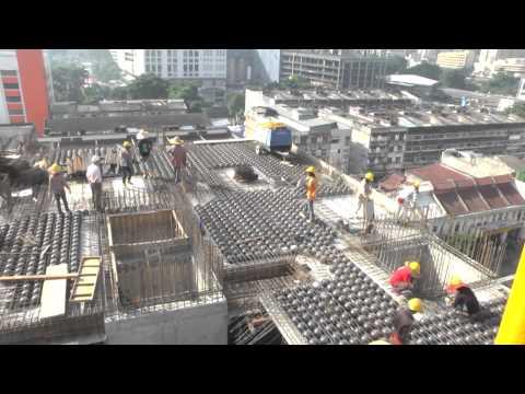Construction Company Profile Video