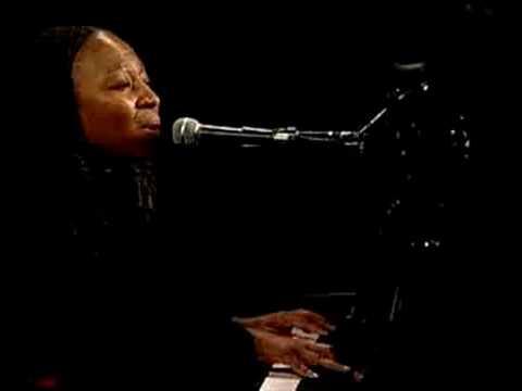 Nedelka, vocalist on keys singing original music