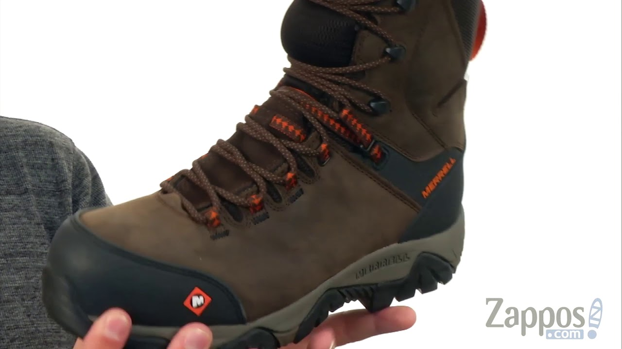 0d5c0bc9be Merrell Work Phaserbound 8